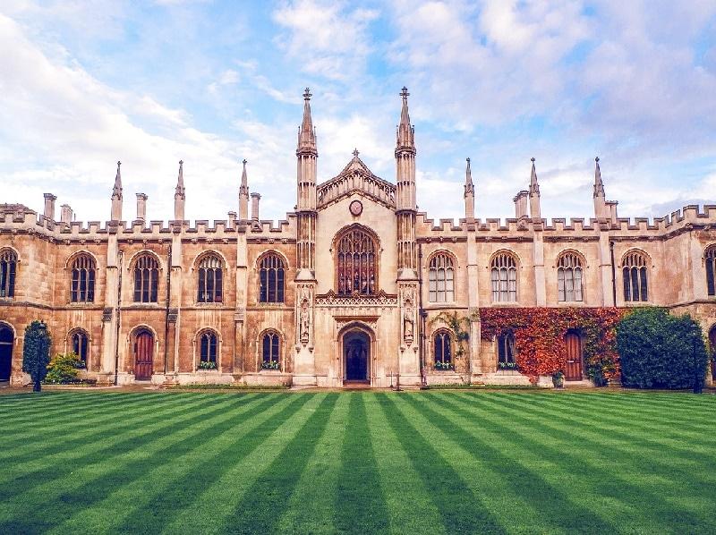 Principais pontos turísticos de Cambridge