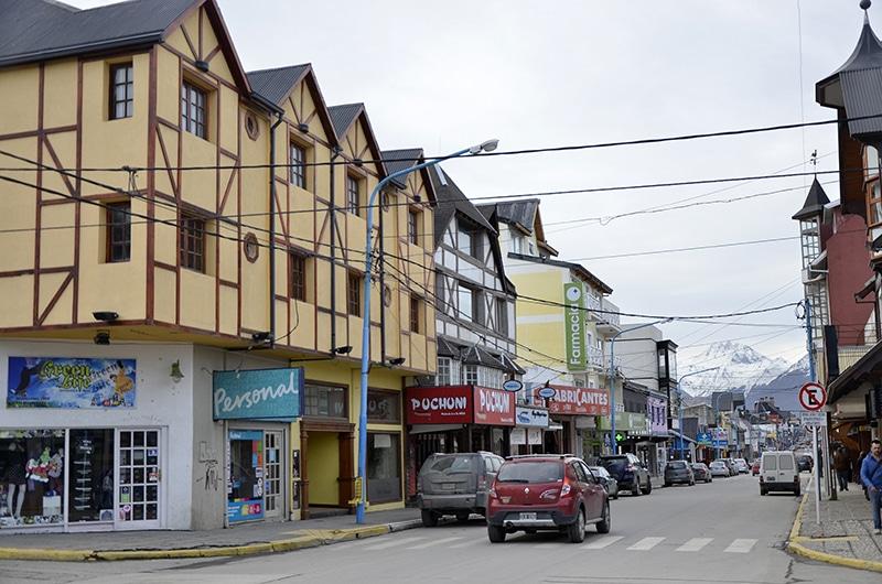 Como se locomover em Ushuaia