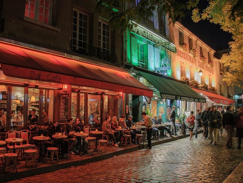 O que tem pra fazer em Paris