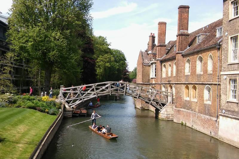 Fotos de Cambridge na Inglaterra