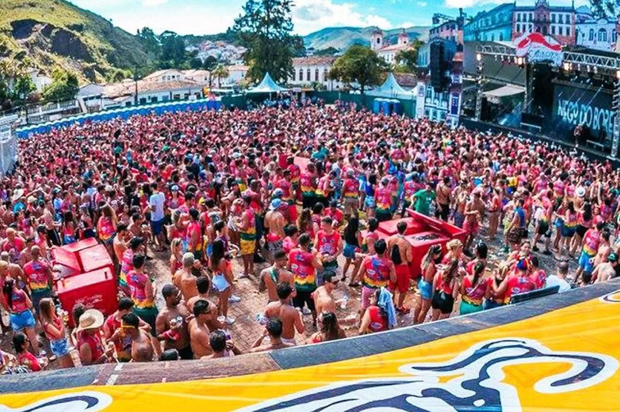 Carnaval em Minas Gerais