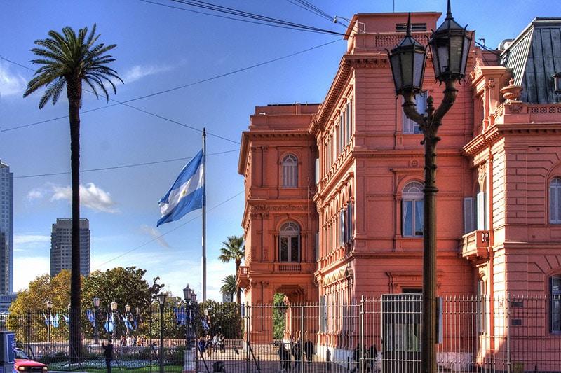 Viajar só com RG pela Argentina