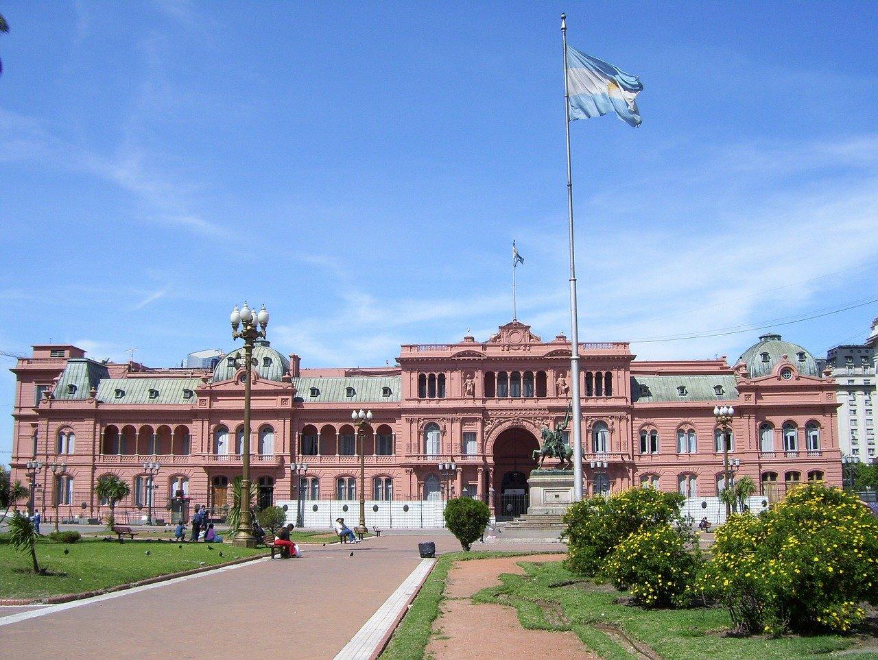 Buenos Aires na primavera