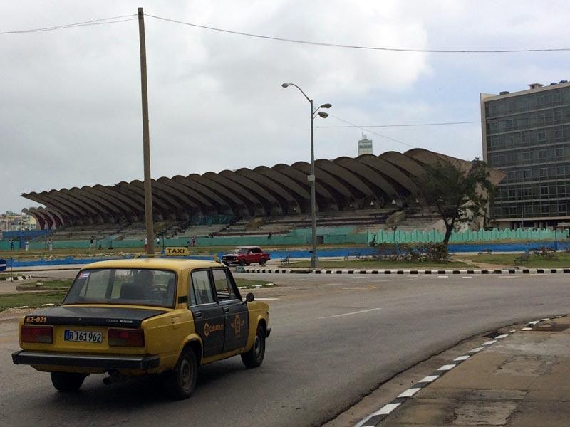 Cuba e os meios de transporte