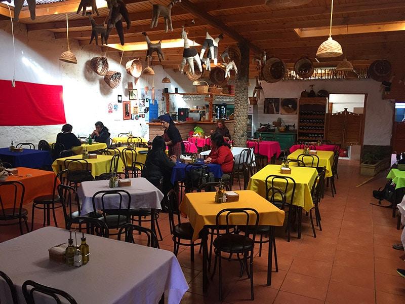 Restaurantes para comer no Atacama