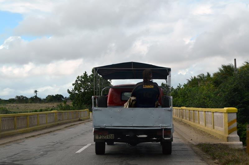 Locomoção e transporte em Cuba