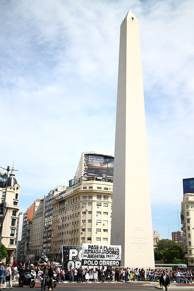Lugares turísticos de Buenos Aires