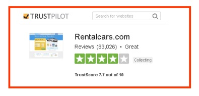 Melhores sites para alugar carros em Miami