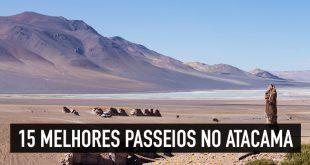 Melhores tours no Atacama