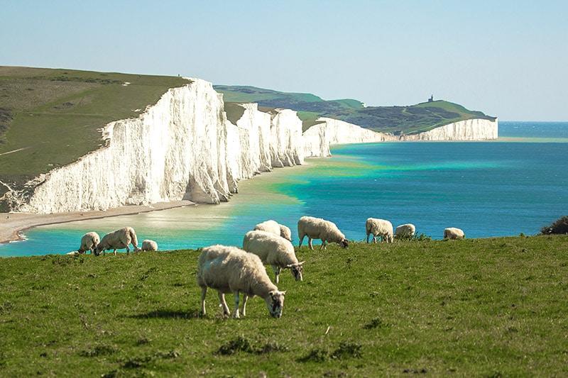 Melhores praias da Inglaterra