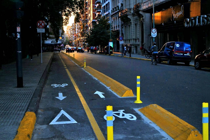 Passeios de bicicleta em Buenos Aires