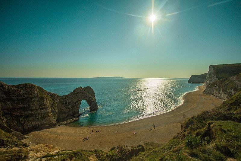 Praias da Inglaterra