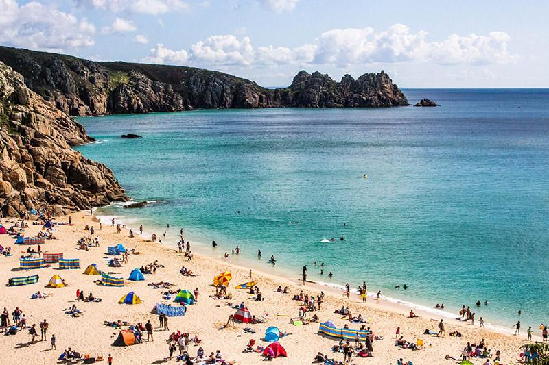 Melhores praias do Reino Unido