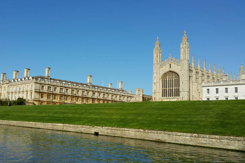 Melhores pontos turísticos de Cambridge