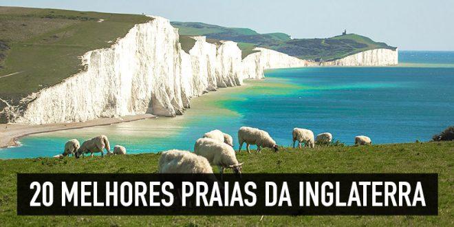 Top 10 praias da Inglaterra