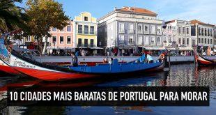 Cidades para viver em Portugal