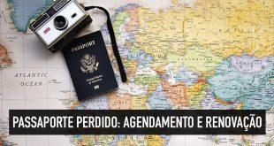 Perdi meu passaporte
