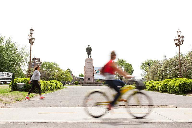 Aluguel de bicicleta em Buenos Aires