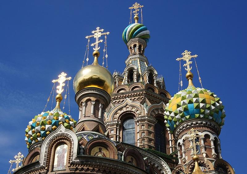 Tour de 1 dia em São Petersburgo