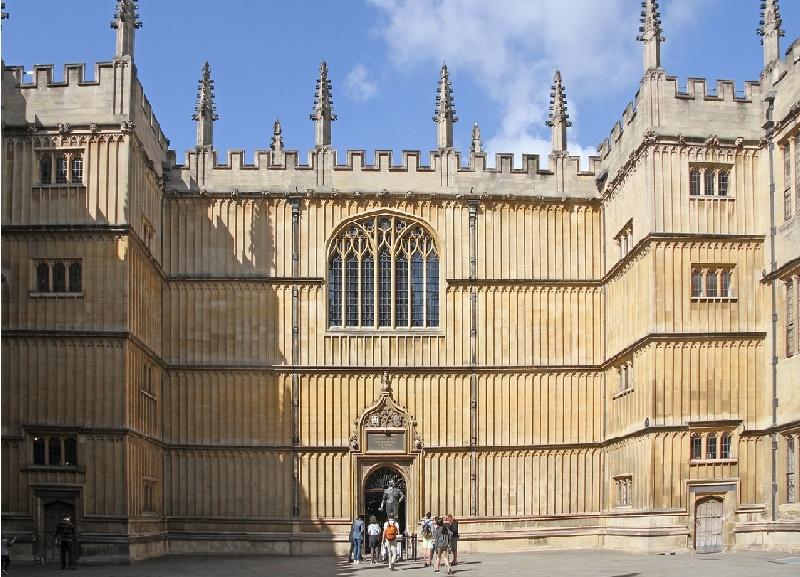 Atrativos de Oxford