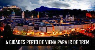 Cidades nos arredores de Viena