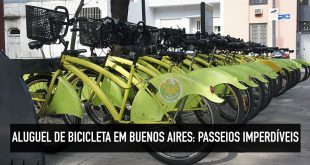 Roteiro de bike por Buenos Aires