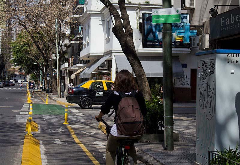 Como funciona o aluguel de bike em Buenos Aires
