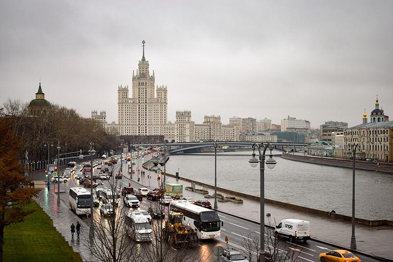 Hotéis em Moscou