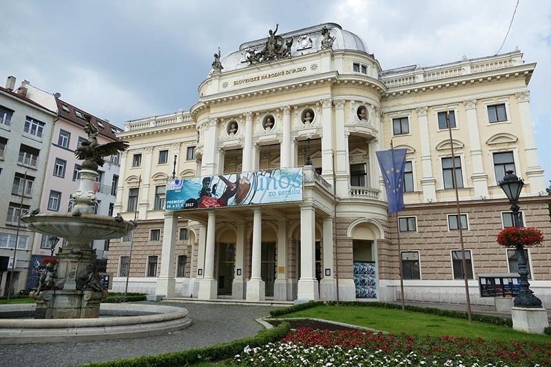 O que visitar na Brastislava