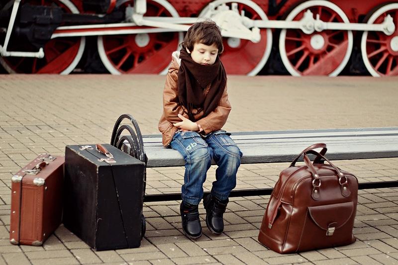 Autorização para viajar com menores