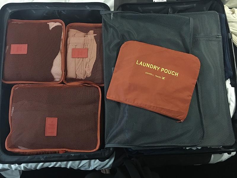 Devo fazer seguro para minha mala?