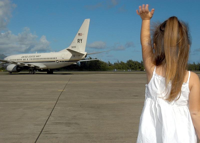 Regras gerais para viajar com crianças