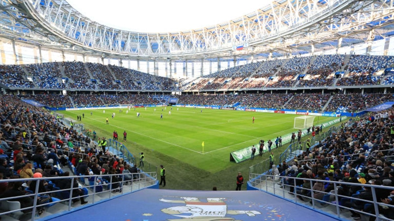 Estádio Nizhny Novgorod fotos