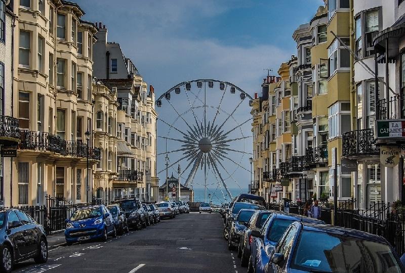 Fazer intercâmbio em Brighton
