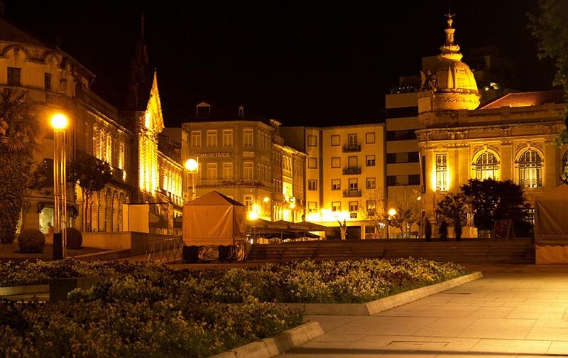 Cidades frias de Portugal