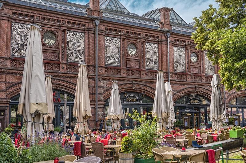 Dicas de restaurantes em Berlim