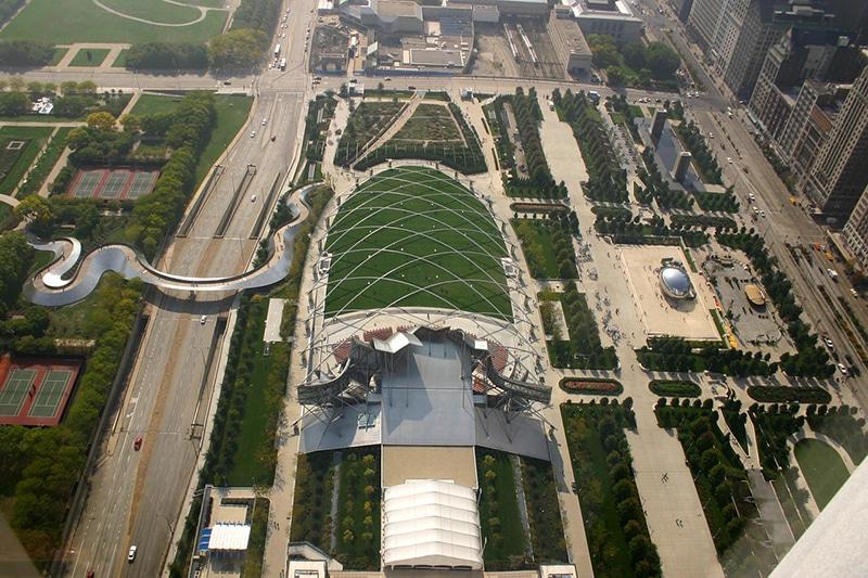 Melhores parques de Chicago