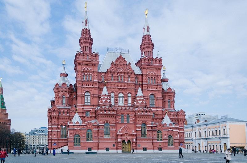 Pontos turísticos mais visitados de Moscou