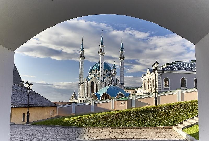 Jogo do Brasil em Kazan