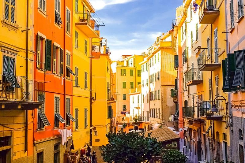 Dicas de onde se hospedar em Cinque Terre