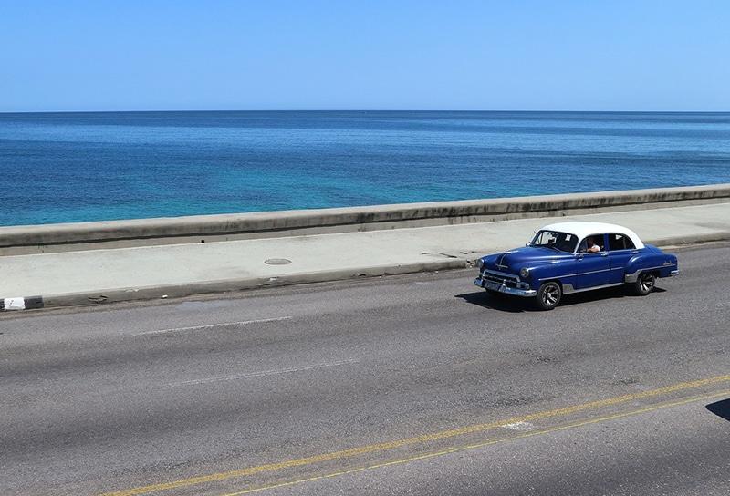 Réveillon em Havana