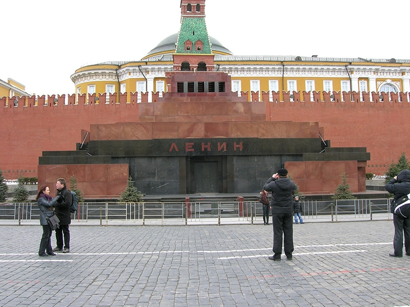 Vale a pena visitar o Mausoléu de Lenin
