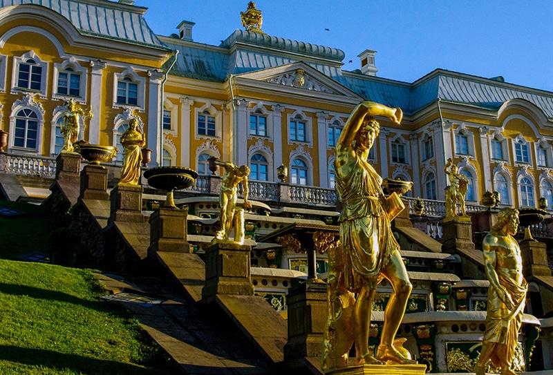 Roteiro em São Petersburgo: 2 dias