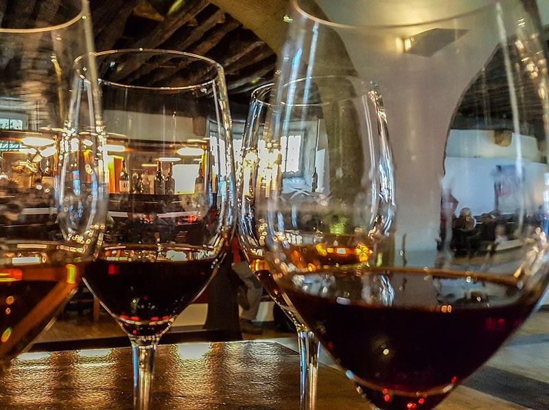 Preço do vinho em Portugal