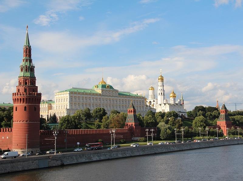 Ponto turístico mais visitado da Rússia