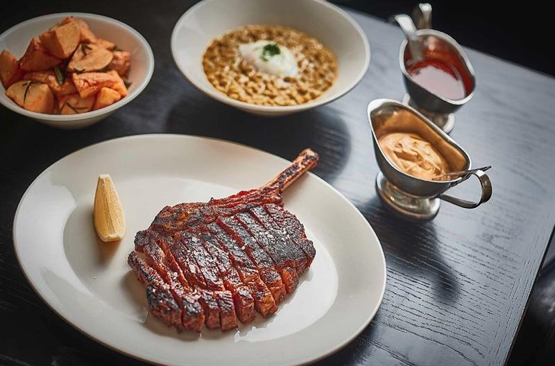 Restaurante do chef Neil Perry