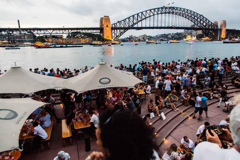 Como é a lei para controla o consumo de álcool na Austrália