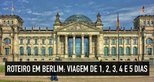 Dica de roteiro em Berlim