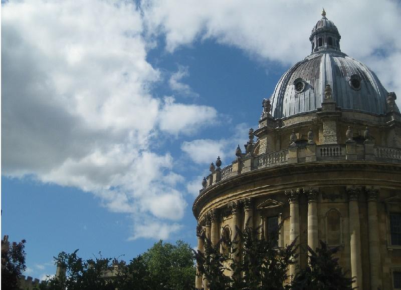 Roteiro em Oxford