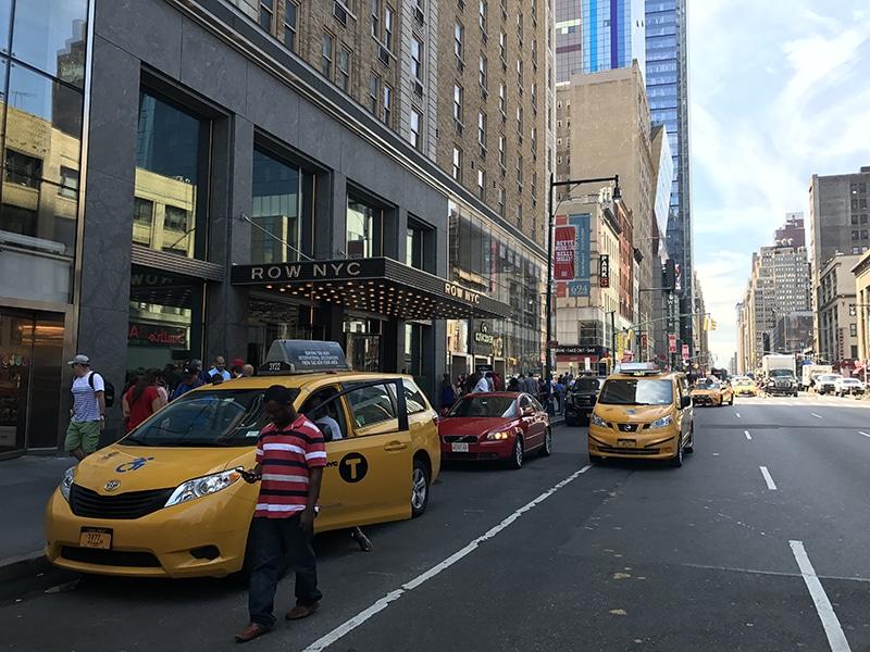 Táxi em Nova York é caro?